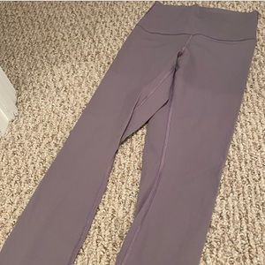 "Lulu lemon wonder under high rise tight 28"" NWOT"